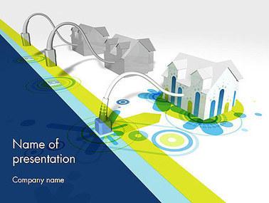 Home Network Presentation Template | Presentation Templates | Scoop.it