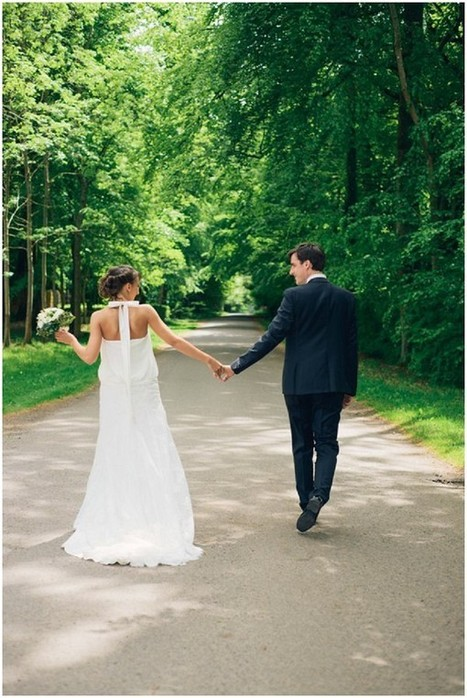 Rustic chic Normandy wedding complete with cute lake house | Wedding Ideas | Scoop.it