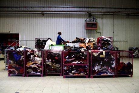 Bienvenue dans une industrie d'avenir, locale et créatrice d'emplois utiles : le recyclage textile   Economie verte   Scoop.it