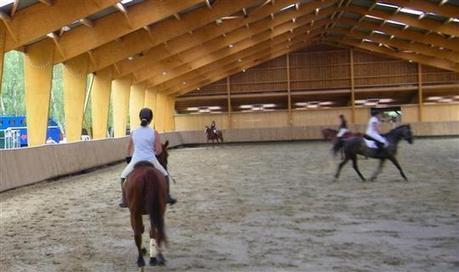 Ouroux-sur-Saône | Cavaliers algériens à l'écurie Boï - Le Journal de Saône et Loire | Cheval et sport | Scoop.it