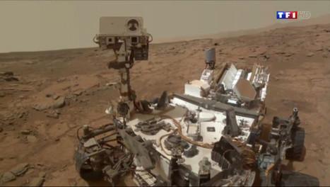 De l'eau liquide sur Mars ? Un nouvel indice découvert | Beyond the cave wall | Scoop.it