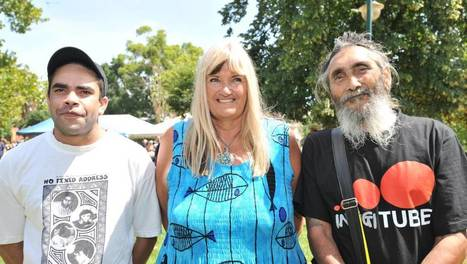 Castlemaine honours Aboriginal heritage | Photos | Aboriginal and Torres Strait Islander Studies | Scoop.it