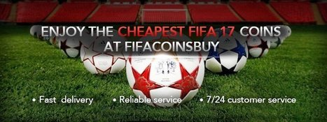 Surfing FIFACoinsbuy.com makes the gamer avail cheap FIFA 17 Coins | Press Releases | Scoop.it