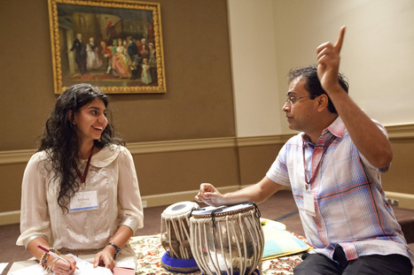 The Music of Strangers | SILKROAD | Creatively Teaching: Arts Integration | Scoop.it