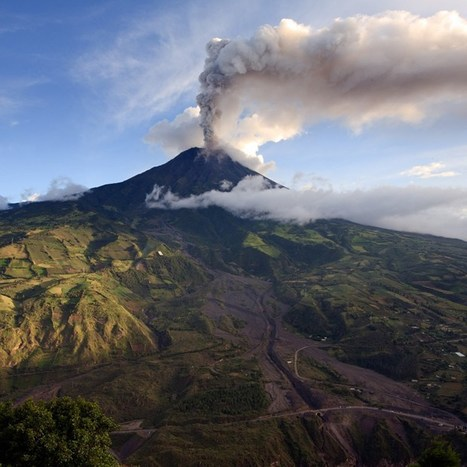 Study: Universal gene for life missing from volcanic microbes (Wired UK) | Complex Insight  - Understanding our world | Scoop.it