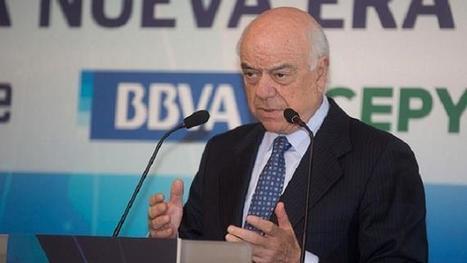 Francisco González, BBVA: Los bancos del futuro serán compañías de software | Orgulloso de ser Ingeniero en Informática | Scoop.it