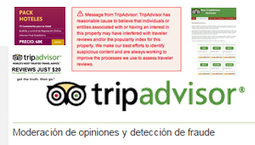 Cruzada de TripAdvisor contra los comentarios comprados | Online Travel Marketing desde una perspectiva global | Scoop.it