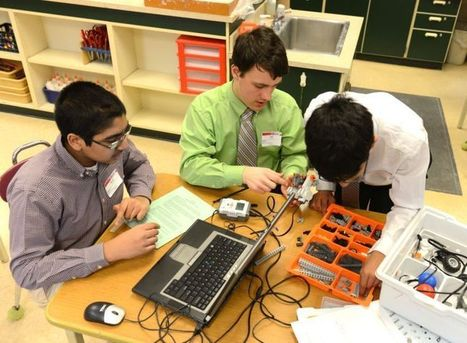 Technology competition helps students hone in-demand job skills - Lancaster Newspapers | @swelledtech | Scoop.it