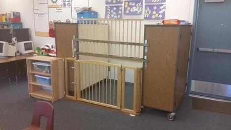 Fresno special education student 'caged' in class, claims say | Education Zone | Scoop.it