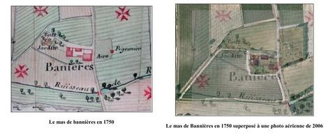 Le Mas des Bannières : les Templiers à Castries - Castries en pic Saint-Loup   Nos Racines   Scoop.it