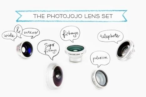 Photojojo Phone Lens Series   DigiLab   Scoop.it