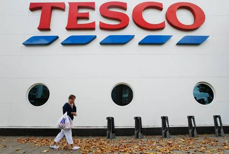 Tesco 'to launch tablet computer' to compete with Amazon and Apple   Business in the news   Scoop.it