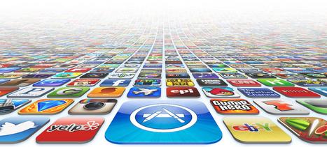 QR Reader, LinkedIn, DataWiz e outros apps ganham suporte à tela de 4 polegadas do iPhone 5 | Apple iOS News | Scoop.it