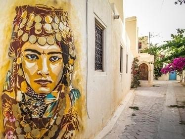 Djerbahood : un village transformé en musée street art à ciel ouvert | Theo Bcn | Scoop.it