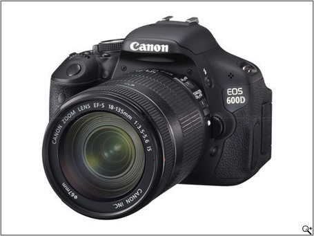 Canon Rebel T3i / EOS 600D announced and previewed | Photography Gear News | Scoop.it