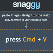 Snaggy Uploads Images to the Web with Two Keystrokes | Le Top des Applications Web et Logiciels Gratuits | Scoop.it