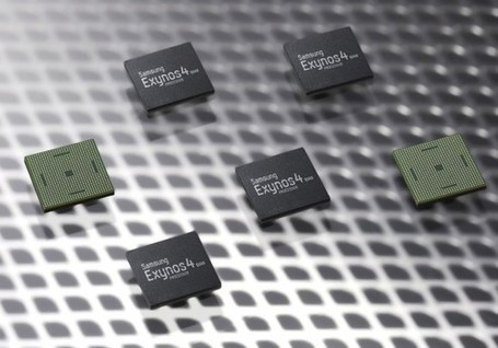 "Samsung confirms Exynos quad-core chip for Galaxy S3 | L'impresa ""mobile"" 