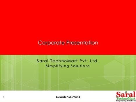 Website Development Company, Mobile Apps, CRM Solution Software | Saral Technomart Pvt Ltd | Scoop.it