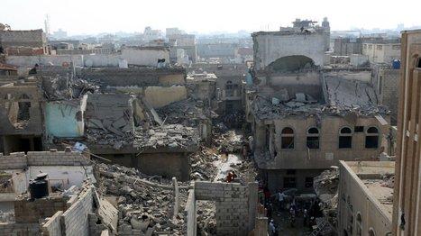 Saudi-led strike on security complex kills scores in Yemen  - France 24 | History | Scoop.it