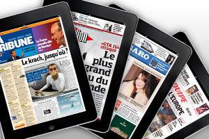 Quel avenir pour la presse payante sur iPad ?   Bibliothèques en ligne   Scoop.it