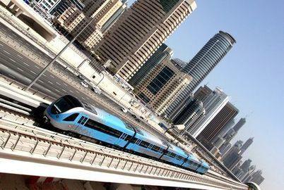 Dubai Metro lifts 184m passengers since launch - Transport - ArabianBusiness.com   Rail and Metro News   Scoop.it