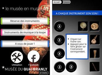 [IL Y A 4 ANS] Musique et NFC pour la dernière application Android au musée du quai Branly | Clic France | Scoop.it