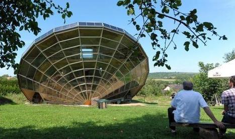 Dessine-moi une maison solaire: un défi aux jeunes architectes du monde entier | Solar Energy News | Scoop.it