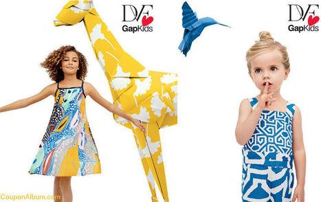 Diane von Furstenberg Gap Kids Collection | Coupons & Deals | Scoop.it