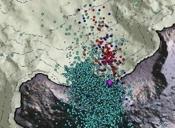 El Hierro Volcano : Green pre-alert - 9 earthquakes on Tuesday - New (shallower) swarm on the way ? | El Hierro as an example of volcanism in the Canary Islands | Scoop.it