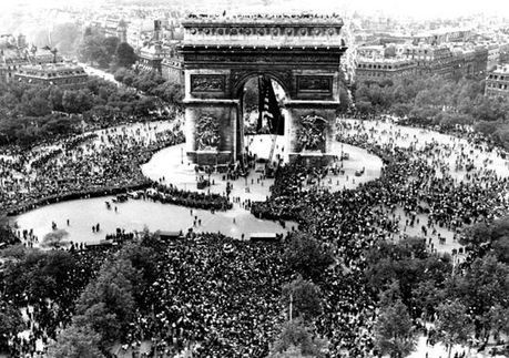 V-E Day, 70 years later, and memories abound in France   FrenchNewsOnline-World War Memorial   Scoop.it