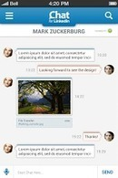 Chat for LinkedIn -   ANDROID version  is finally released | Blink Chat for LinkedIn™ | Scoop.it