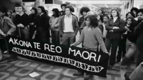 Today marks 43 years since Māori language petition | Word News | Scoop.it