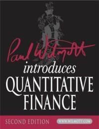 Download Paul Wilmott Introduces Quantitative Finance book | Quantitative Finance | Scoop.it