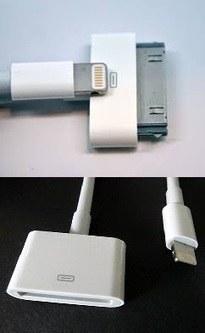 Apple's 30-pin Connector Transition to Lightning Connector | E_cell Technology News | Worth a Share | Scoop.it
