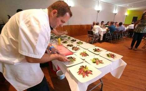 L'agriculture fête son retour à la foire autour du canard | Agriculture en Pyrénées-Atlantiques | Scoop.it