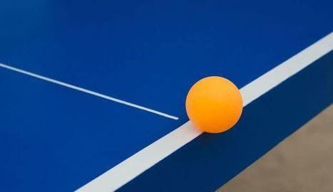 Où jouer au ping pong à Paris? Parc André Citroën, Gossima, canal de l'Ourcq | ping pong 44 | Scoop.it