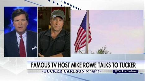 Mike Rowe Responds to College Student Who Advocated Removing American Flag | Learning and Workforce Development | Scoop.it