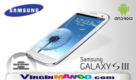 Samsung GALAXY S3-III I9300 Marble White at Lowest Rate in India | Online Shopping India | Scoop.it