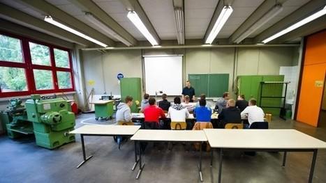 Bildung offline: Berufsschulen hinken bei Digitalisierung hinterher | E-Learning Methodology | Scoop.it
