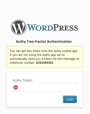 How to Enable Two-Factor Authentication on WordPress | Time to Learn | Scoop.it