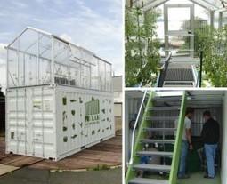 Urban Farm Units : nourrissez 10 personnes sur une place de parking ! | VIVIENDA ECOLÓGICA Y ASEQUIBLE | Scoop.it