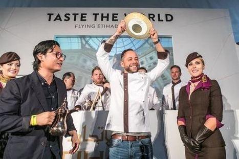 Chef Andre gerrits wins 'taste the world' with Etihad Airways - Travelandtourworld.com | Travel And Tourism | Scoop.it