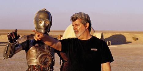 Why George Lucas is more than just a creative genius | Interfaces for growth | Scoop.it
