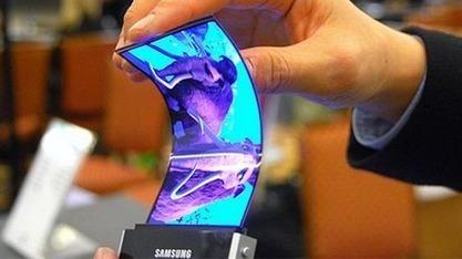 Samsung Galaxy Round : le premier smartphone à écran flexible cette semaine ?   Veille Technologique   Scoop.it