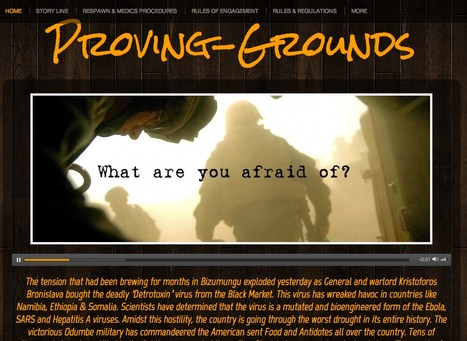 PA THIS WEEKEND! - Proving Grounds @ SKIRMISH - Website | Thumpy's 3D House of Airsoft™ @ Scoop.it | Scoop.it