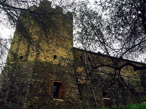 Visit La Badia in S. Arcangelo | Villa in Umbria | Scoop.it