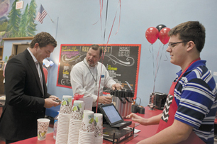 Maryville High opens coffee shop in school library   Tennessee Libraries   Scoop.it