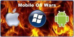 Mobile OS Wars Apple v Android v Windows Phone | Aplikacje i Systemy Mobilne | Scoop.it