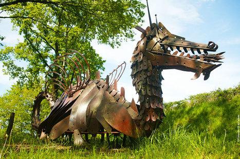 Les sentiers de l'imaginaire du Carladez | L'info tourisme en Aveyron | Scoop.it