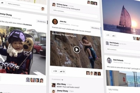 Google+ might be about to take on Pinterest | MarketingHits | Scoop.it
